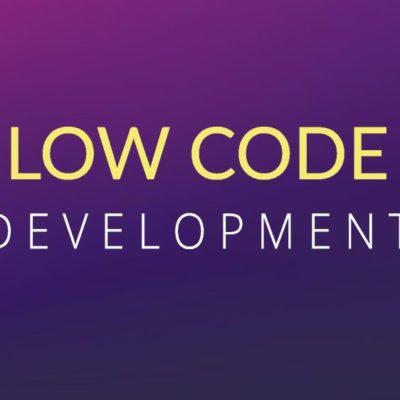 Low Code Development